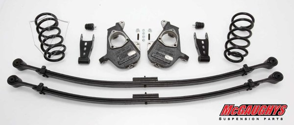 """MCG34022 3""""/5"""" Deluxe Kit for 2007-2013 GM Truck 1500 (2WD, S-CAB"""