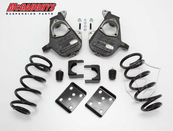 "MCG34024 4""/6"" Deluxe Kit for 2007-2013 GM Truck 1500 (2WD, S-CAB)"