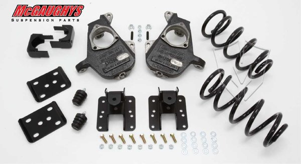 """MCG34025 3""""/5"""" Deluxe Kit for 2007-2013 GM Truck 1500 (2WD, S-CAB)"""