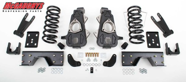 """MCG44024 4""""/6"""" Deluxe Kit for 2006-2008 Dodge Ram 1500 (2WD, QUAD) *********************************** May require 44026 to level rear ***********************************"""
