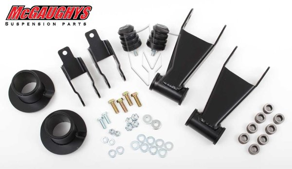 "MCG70003 2""/4"" Economy Kit for 2004-2008 Ford F-150 (4WD, S-CAB)"