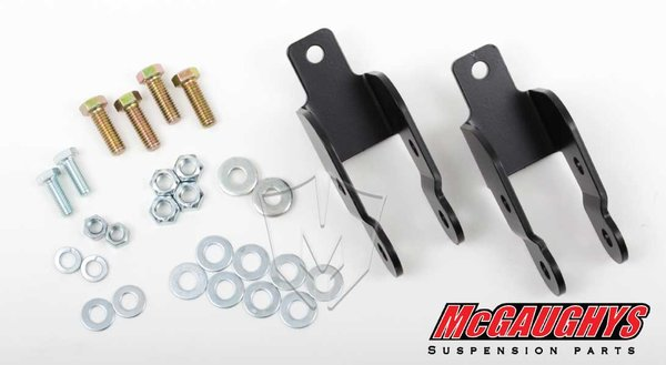 MCG70008 Rear Shock Extenders for 2004-2008 Ford F-150 (2WD/4WD)