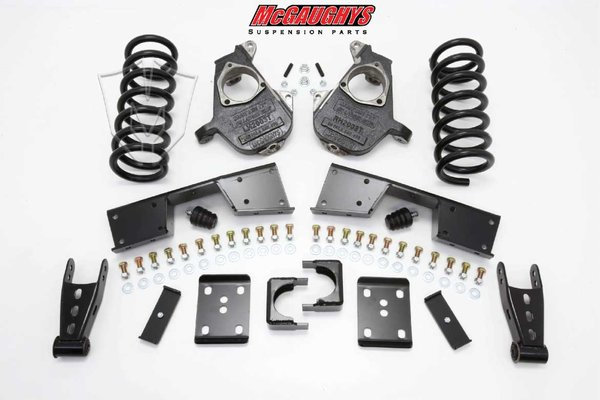 """MCG93025 5""""/7"""" Deluxe Kit for 2001-2006 GM Truck 1500 (2WD, S-CAB)"""