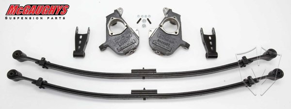 "MCG93042 2""/4"" Deluxe Kit for 1999-2006 GM Truck 1500 (2WD)"
