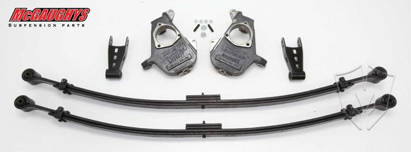 """MCG93043 2""""/4"""" Deluxe Kit for 1999-2006 GM Truck 1500 (2WD/4WD)"""