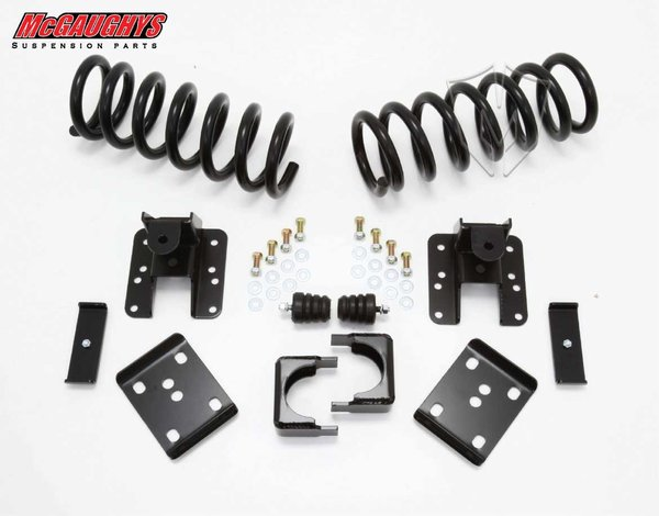 "MCG93046 2""/4"" Economy Kit for 1999-2006 GM Truck 1500 (2WD, Coil-Front)"