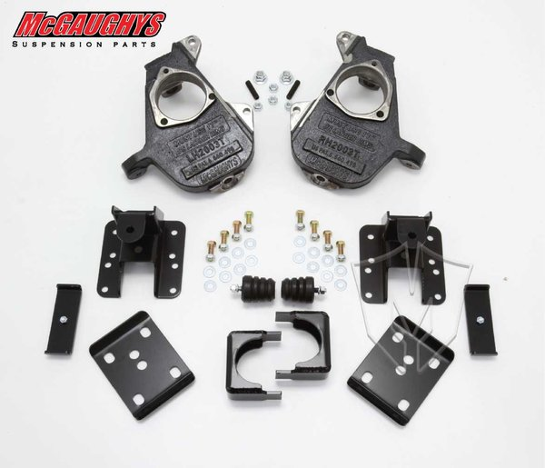 "MCG93048 2""/4"" Deluxe Kit for 1999-2006 GM Truck 1500 (2WD/4WD)"