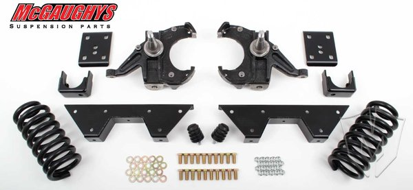 """MCG93151 4.5""""/6"""" Deluxe Kit for 1973-1987 GM C-10 Truck (2WD)"""