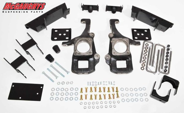 "MCG98004 2""/4"" Deluxe Kit for 2007-2013 Toyota Tundra (2WD)"