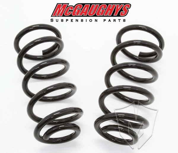 "MCG34042 2"" Front Lowering Springs for 2007-2016 GM Truck 1500 (2WD/4WD, S-CAB)"