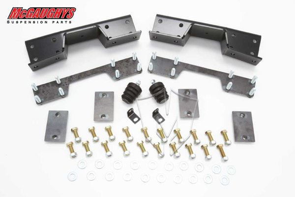 MCG34045 Rear C-Notch for 2007-2013 GM Truck 1500 (2WD/4WD, ALL CABS)