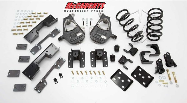 """MCG34016 4""""/6"""" Deluxe Kit for 2007-2013 GM Truck 1500 (2WD, QUAD)"""