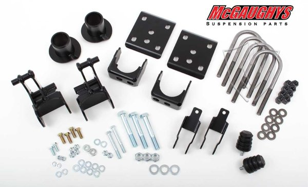 "MCG70029 2""/4"" Economy Kit for 2009-2013 Ford F-150 (2WD)"