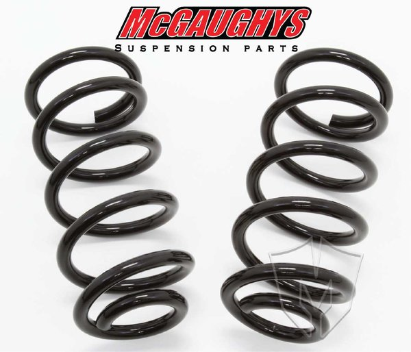 "MCG34041 1"" Front Lowering Springs for 2007-2016 GM Truck 1500 (2WD, S-CAB)"