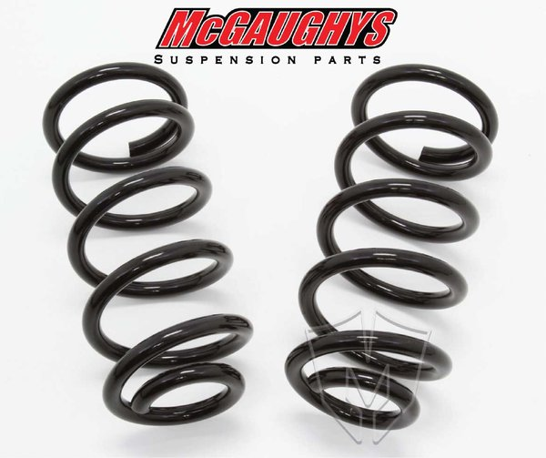 "MCG34038 2"" Front Lowering Springs for 1999-2016 GM Truck 1500 (2WD/4WD, QUAD)"