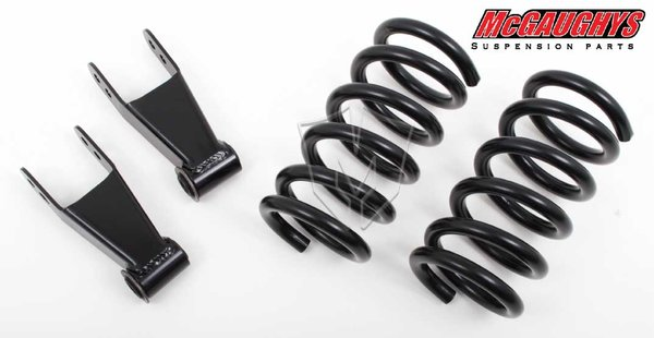 "MCG70000 1""/2"" Economy Kit for 1997-2003 Ford F-150 Lightning (2WD) coilsrear shackles)"