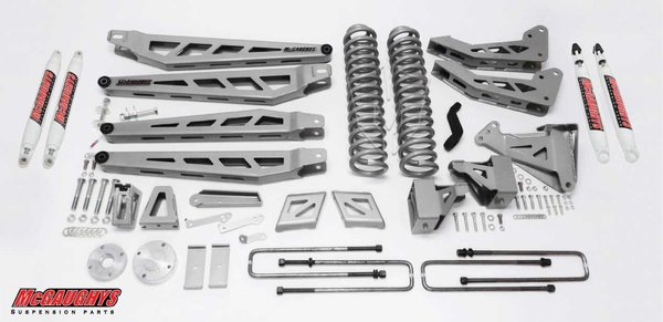 """MCG57283 8"""" Lift Kit Phase 3 for 2011-2016 Ford F-250 (4WD)"""