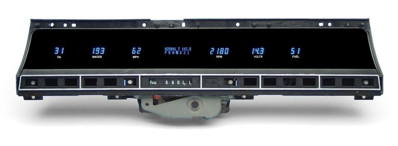 DAKVFD3X-69C-IMP 69 Impala/Caprice Bel-Air Digital Instrument system