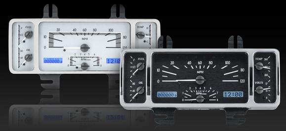 DAKVHX-40F 40-47 Ford Pickup VHX Instruments