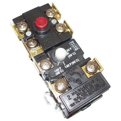AO Smith 100108684 WH10-6A TSTAT W/ COVER SAME AS 9001954045